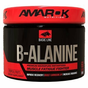 Basic Line B-alaninu - Amarok Nutrition 240 g Tropical