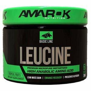 Basic Line leucinu - Amarok Nutrition 300 g Tropical