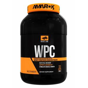 Basic Line WPC - Amarok Nutrition 1000 g Vanilla