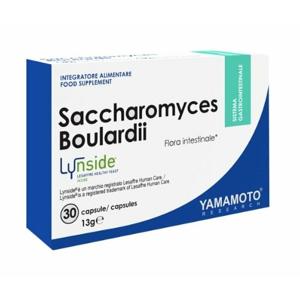 Saccharomyces boulardii (účinné při léčbě průjmu) - Yamamoto 30 kaps.