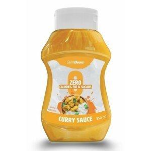ZERO Curry Sauce - GymBeam 350 ml.