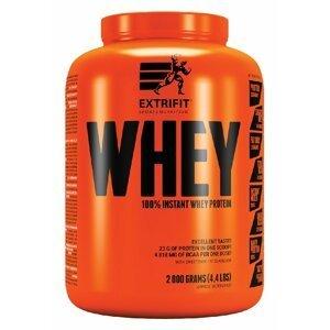 100% Instant Whey Protein - Extrifit 2000 g Tiramisu