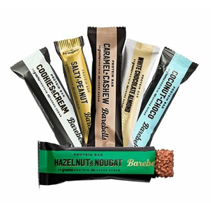 Protein Bar - Barebells 55 g Salty Peanut