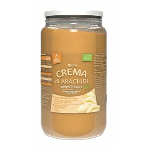 100% Crema Di Podzemnicový Bio Ricetta Classica - Smile Crunch 600 g