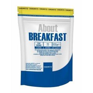 About Breakfast - Yamamoto 600 g Hazelnut