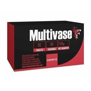 Multivase (multivitamin s postupným uvolňováním) - Yamamoto 90 tbl.