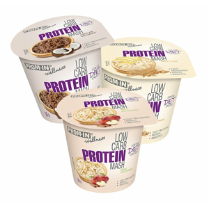 Low Carb Protein Mash v kelímku - Prom-IN 50 g Apple+Cinnamon