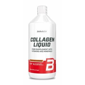 Liquid Collagen - Biotech USA 1000 ml. Tropical Fruit