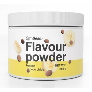 Flavour Powder - GymBeam 250 g Cookies and Cream+Choco Chips
