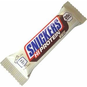 Tyčinka: Snickers Hi Protein Bar - Mars 57 g White