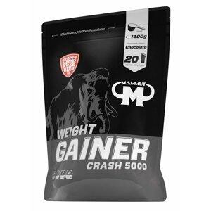 Weight Gainer Crash 5000 - Mammut Nutrition 1400 g Cookies