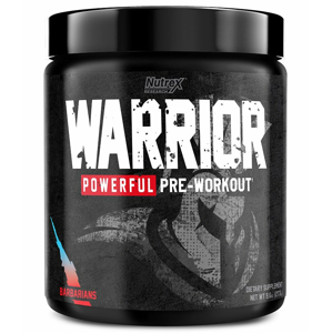 Warrior Powerful Pro-Workout - Nutrex 273 g Raspberry Hard Seltzer