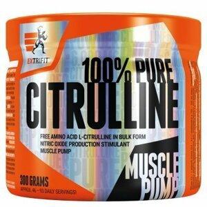 Citrulline 100% Pure Powder - Extrifit 300 g Natural
