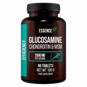 Glucosamine Chondroitin MSM - Essence Nutrition 90 tbl.
