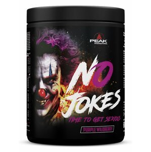 No Jokes - Peak Performance 600 g Wicked Passion Fruit