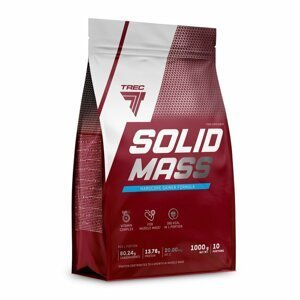 Solid Mass - Trec Nutrition 1000 g  Strawberry