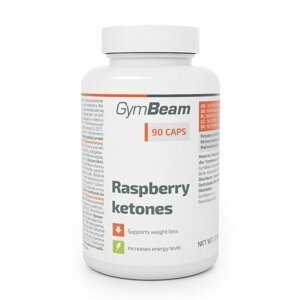 Raspberry keto - GymBeam 90 kaps.