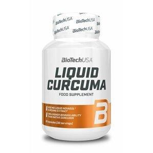 Liquid Curcuma - Biotech USA 30 kaps.