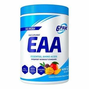 EAA - 6PAK Nutrition 400 g Mango Passionfruit