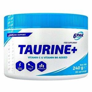 Taurine - 6PAK Nutrition 240 g