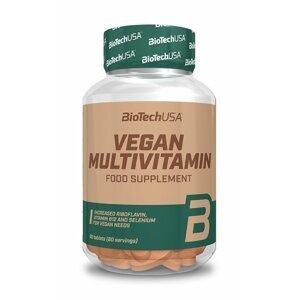 Vegan Multivitamin - Biotech USA 60 tbl.