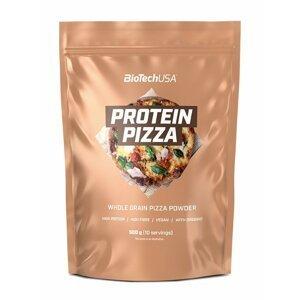 Protein Pizza - Biotech USA 500 g Celozrnná
