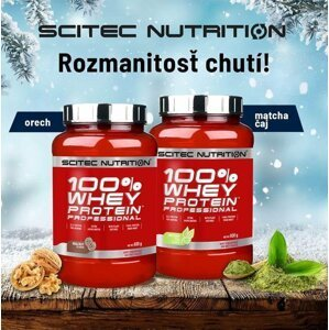 100% Whey Protein Professional - Scitec 2350 g Salted Caramel
