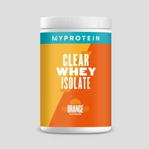 Clear Whey Isolate - 500g - Orange - New In