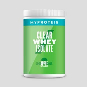 Clear Whey Isolate - 500g - Apple - New In