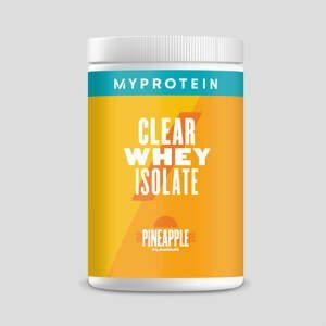 Clear Whey Isolate - 500g - Pineapple - New In