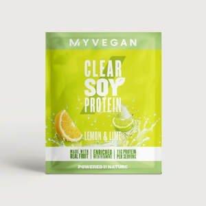 Clear Soy Protein - 17g - Citrón a Limetka