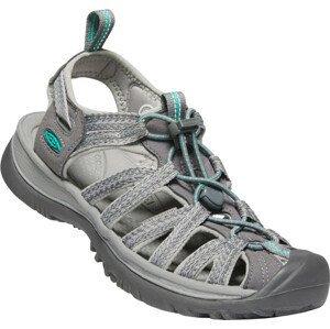 Dámské sandály Keen Whisper W Velikost bot (EU): 37,5 / Barva: světle šedá