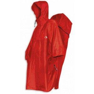 Pončo Tatonka Cape Men Velikost: XL / Barva: červená