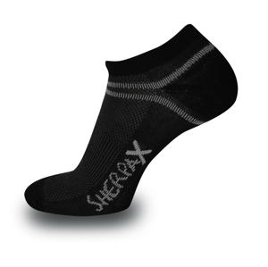 Ponožky SHERPAX Tosa Velikost: 39-42 / Barva: černá