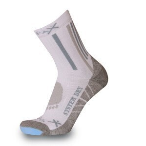 Ponožky Sherpax Everest Velikost: 39-42 / Barva: bílá