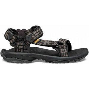 Pánské sandály Teva Terra Fi Lite Velikost bot (EU): 48,5 / Barva: šedá/černá