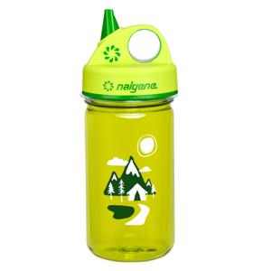 Dětská lahev Nalgene Grip 'n Gulp Barva: zelená/světle zelená