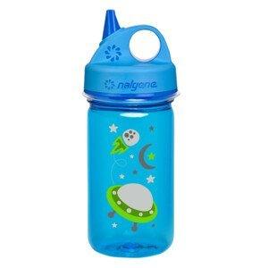 Dětská lahev Nalgene Grip 'n Gulp Barva: světle modrá