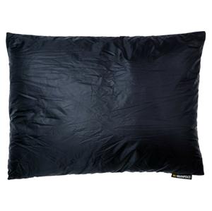 Péřový polštářek Warmpeace Péřový polštářek Warmpeace Barva: black