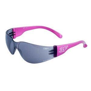 Dětské brýle 3F Mono jr. Kategorie slunečního filtru (CAT.): 3 / Barva: růžová/černá