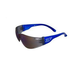 Dětské brýle 3F Mono jr. Kategorie slunečního filtru (CAT.): 3 / Barva: modrá/černá