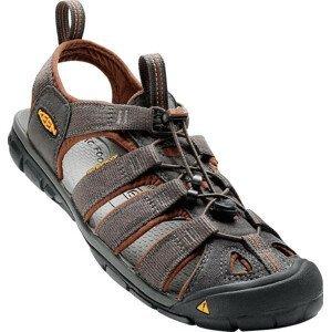 Pánské sandály Keen Clearwater CNX M Velikost bot (EU): 44,5 (11) / Barva: oranžová/béžová