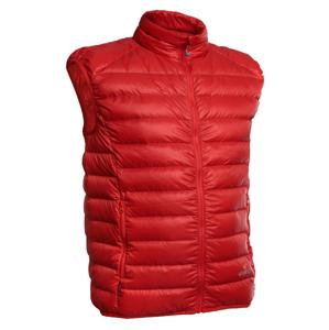 Pánská vesta Warmpeace Drake Velikost: XL / Barva: červená