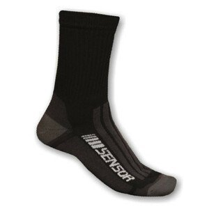 Ponožky Sensor Treking Evolution Velikost ponožek: 43-46 / Barva: šedá