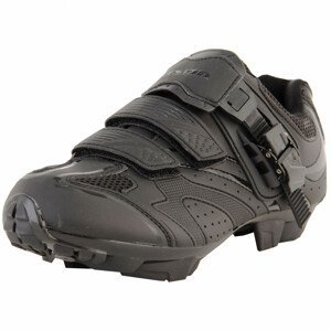 Pánské cyklistické tretry Axon Edge Velikost bot: 40 / Barva: černá