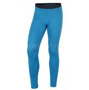 Pánské spodky Husky Merino 100 Velikost: L / Barva: modrá