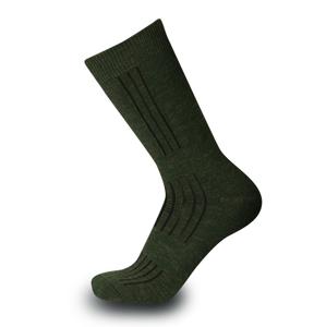 Ponožky Sherpax Kamet Velikost ponožek: 42-43 / Barva: zelená