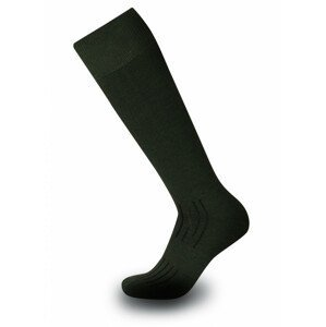 Podkolenky Sherpax Kamet P Velikost ponožek: 42-43 / Barva: zelená