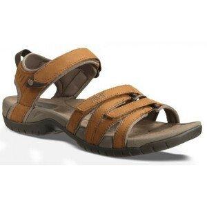Dámské sandály Teva Tirra Leather Velikost bot (EU): 38 / Barva: hnědá