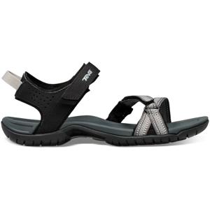 Dámské sandály Teva Verra Velikost bot (EU): 37 / Barva: černá/šedá